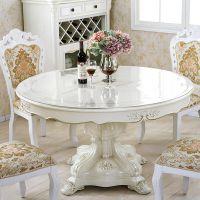 可定制透明磨砂软玻璃桌布家用防水台布PVC桌垫水晶板按平方米拍