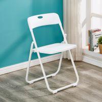 折叠椅子电脑椅培训椅会议椅餐椅办公椅塑料靠背椅凳子靠背椅子