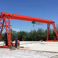 柘城县宇起牌1吨2吨2.8吨2.9吨3吨行车航车航吊行吊龙门吊现场制作加工配件