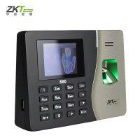 中控智慧/Zkteco指纹考勤机打卡机上班签到机网络型停电可用