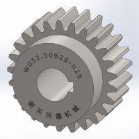 供应标准直齿轮【 M2.50 】,B型,精密齿轮,正齿轮