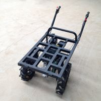 农田拉货轻松运输车 油门控制速度两轮车 奔力YT-SL