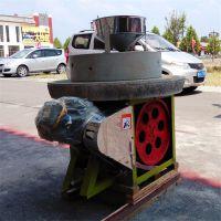 山西促销五谷杂粮芝麻酱石磨机 商用型石磨豆浆机 米浆肠粉机