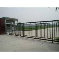 天津铁艺大门厂家-西青区铁艺大门铁艺平移门安装厂家
