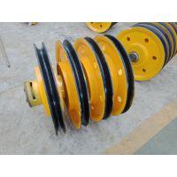 16吨起重机滑轮组 吊机起重不锈钢滑轮组 澳尔新 导向轮