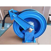 高压水鼓清洗机专用自动收缩卷管器,超高压市政环卫清理专用