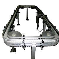 顺鑫厂家供应S-91-1型转弯平顶链输送机