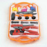 2944-2狗狗维修工具套装 仿真工具玩具套装手提盒装 10元玩具货源