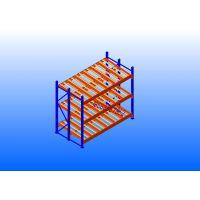 流利架、流利式货架、货架、仓储货架、仓储配件、放置架