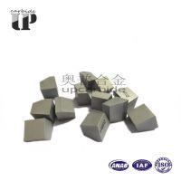 工厂定制原生料YG20C钨钢非标定制焊接刀头