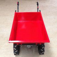 拉石头沙子的小型燃油车 新型带刹车的两轮车 奔力SL -B