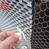 圆形冷却塔专用入风口网围 全新PVC材质防尘网——河北龙轩