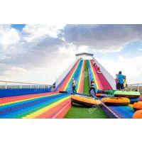 七彩旱滑户外景区彩虹滑道网红滑道游乐设备滑梯项目定制游乐