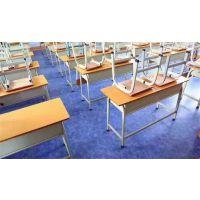 山东潍坊学校塑胶地板、教室地面专用材料装修工程、pvc地板