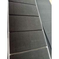 定制黑色eva泡棉 耐高温单面背胶防水海绵 减振防火eva泡棉
