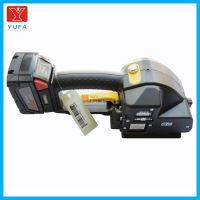 P328电动免扣塑钢带打捆机价格 手持式无扣打捆机售后,手动打包机维修