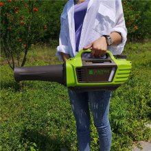 全新除四害专用喷雾器室内灭菌消毒机养殖场蓄电池雾化机