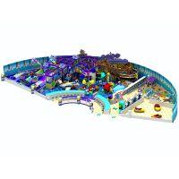 pvc钢架淘气堡室内大型儿童乐园游乐场设备户外拓展滑梯娱乐亲子设施厂家直销