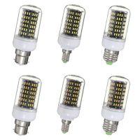 高质量玉米灯 9W 220V 4014 138SMD黑色板玉米灯 E27E14B22