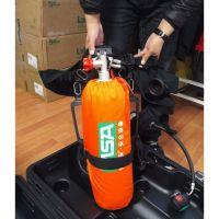 MSA梅思安BD2100 MAX空气呼吸器 消防救援AX2100