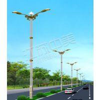 太阳能路灯生产厂家新农村路灯改造工程民族特色路灯