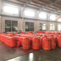 各种尺寸拦污漂浮筒组合拦污装置