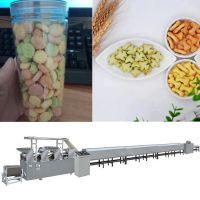 小型饼干生产线设备 多功能饼干生产线