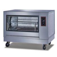 新粤海旋转式电烤炉YXD-268X 烤鸡炉烧烤炉厨房设备整体工程