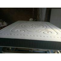 独立圆簧+裥花层,金悦床垫, JYYH-001,舒适度高,贴身感强,无噪音,
