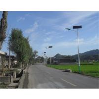 湖南长沙太阳能路灯路灯系统助力节能减排