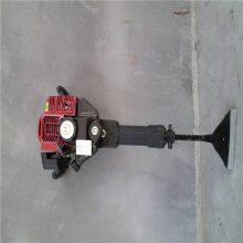 手提式铲头式起苗机 便携式汽油刨树机 庞泰挖树机