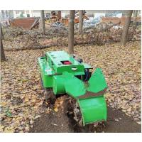 西兰花蔬菜基地施肥机 履带开沟培土机 浩发甘蔗地旋耕机