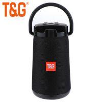 TG138户外手提布艺防水蓝牙音箱厂家直销低音炮娱乐休闲无线音箱