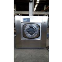 鸡西大型水洗设备厂家,水洗厂专用洗脱两用机,全自动烘干机100kg