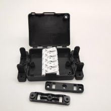 龙然厂家直销免螺丝接线盒 五位按压端子灯饰线盒 防尘防拉 CE认证