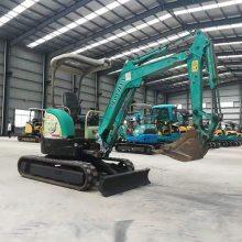 洋马17二手挖掘机多少钱 安徽省二手挖机价格表和图片
