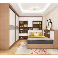 达斐丽全屋定制衣柜丨家具厂家招商加盟