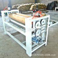 庞氏专业生产油性胶涂胶机 滚筒过胶机 密度板涂胶机厂