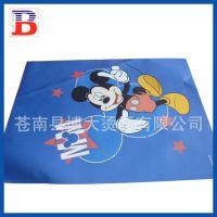 长期供应 各式卡通图案印花垫纸 苍南热升华印花垫纸
