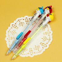 韩国可爱创意造型 自动铅笔 按动铅笔 侧压出铅 铅笔 学生奖品