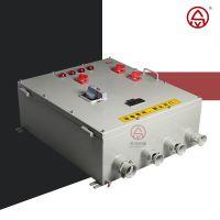 SEXK 上海升羿防爆控制箱 按钮开关箱 铝合金箱 工地现场箱 IIB防爆接线箱