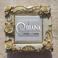树脂开关贴墙贴创意田园花卉欧式插座贴家居装饰品树脂工艺礼品