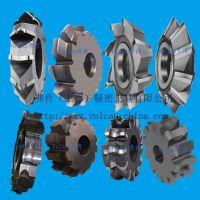 叶根加工焊接式成型铣刀、成型槽铣刀、焊接成型刀、成型锯片铣刀