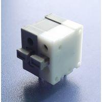 长河免螺丝压扣式端子CS-350-09 5.0MM端子 双纹线 视频传输器 电源传输器专用