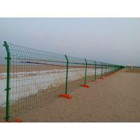河北昊坤双边丝护栏网高速护栏网防护网铁丝网围栏厂家直销