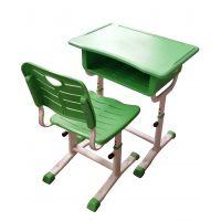 胜芳供应大学教室课桌椅 可升降课桌椅