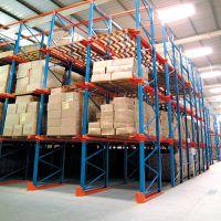深圳 货架 通廊式货架 冷轧钢型材环保处理材料完美提升