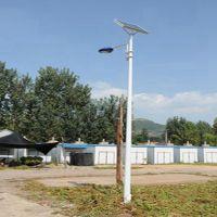 广安6米太阳能路灯价位
