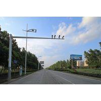永州电子警察杆高度多少 道路监控杆厂家