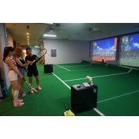 模拟网球是一款真正的娱乐健身产品